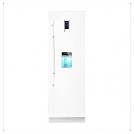 یخچال هیمالیا مدل ساده سفید چرمی