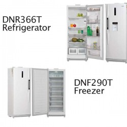 یخچال فریزر دوقلوی دونار مدل DNR 366T- DNF 290T